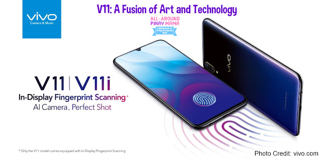 All-Around Pinay Mama blog, Vivo V11, Vivo, Vivo Philippines, Press Release, Gadgets,