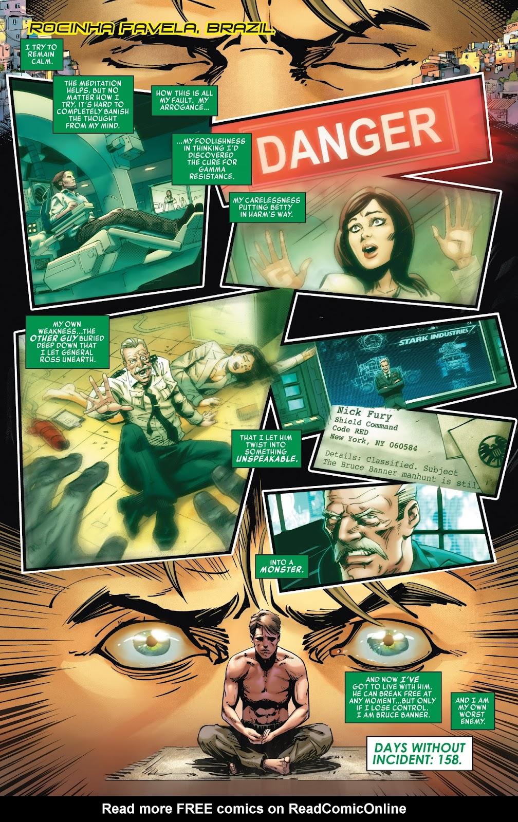 Read online Marvel's Thor: Ragnarok Prelude comic -  Issue #1 - 3