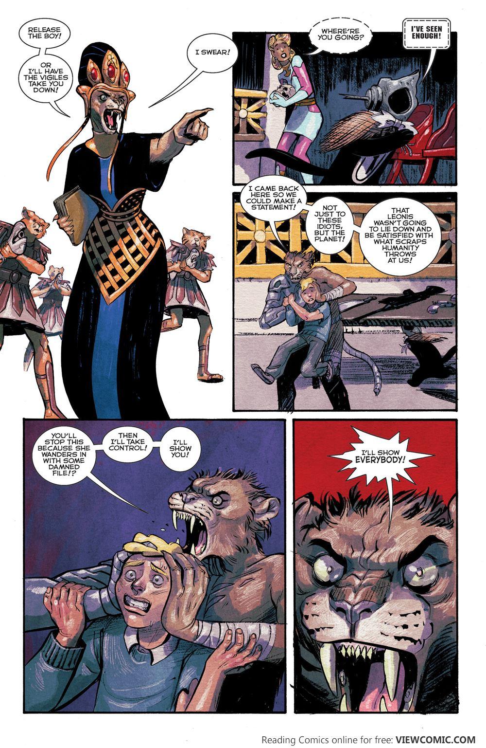 Read comic Shutter - Shutter 017 (2015) … | View comic online