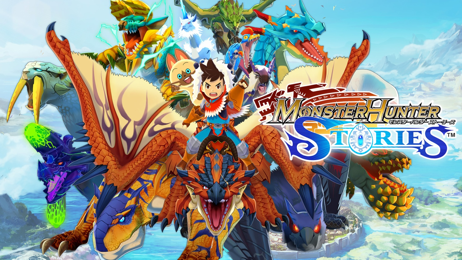 Monster Hunter Stories tendrá demo el 10 de agosto