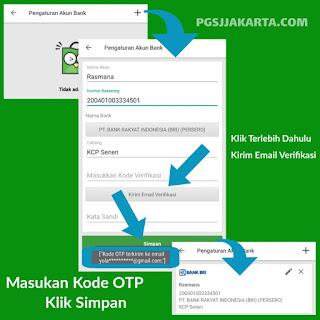 Tahap Registrasi Akun Toko Online Tokopedia