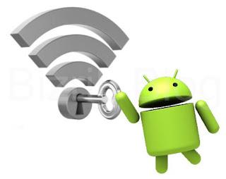 Bobol WiFi Pakai Android