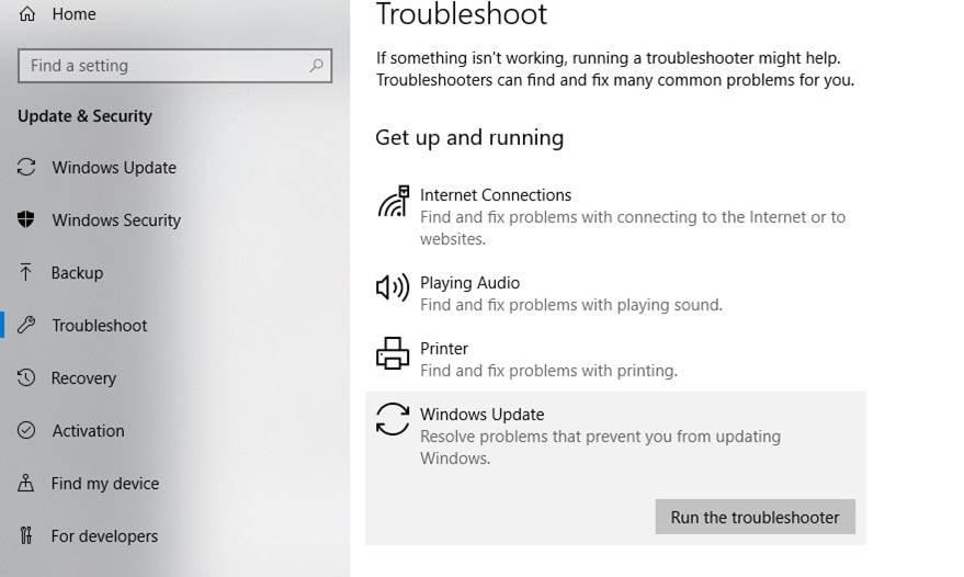 Memperbaiki Update Windows 10 Boot Loop Tiada Henti