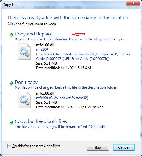 Khắc Phục Nhanh Lỗi 0xc00007b/0xc000007b Trên Windows - Top5Free.