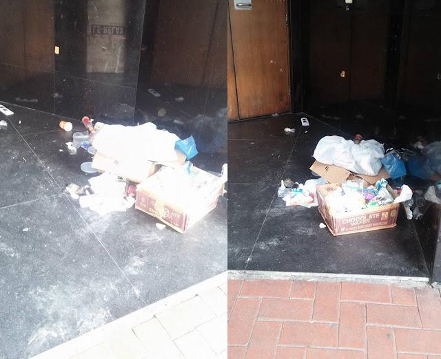 Jengkel Dengan TKW, Petugas Kebersihan Hong Kong Tak Mau Bersihkan Sampah Peninggalan TKW Ini