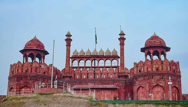 RED FORT FACT HISTORY DELHI INDIA