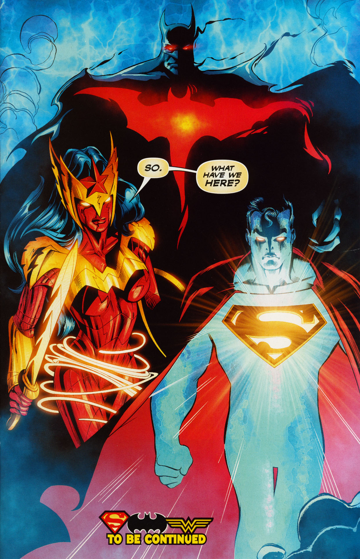 Read online Trinity (2008) comic -  Issue #39 - 34