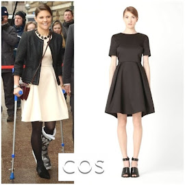 Crown Princess Victoria Style - COS Dresses