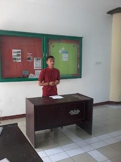 First Speaker