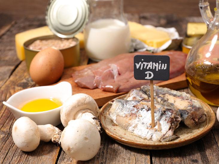 9 Alimentos Saudáveis Que São Ricos em Vitamina D