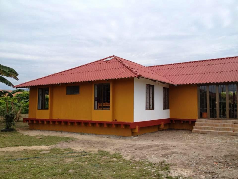 Casasprefabricadascolombia 130 m2 Balmoral Villavicencio