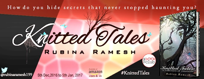 Blog Tour: KNITTED TALES: A COLLECTION OF EMOTIONS by Rubina Ramesh