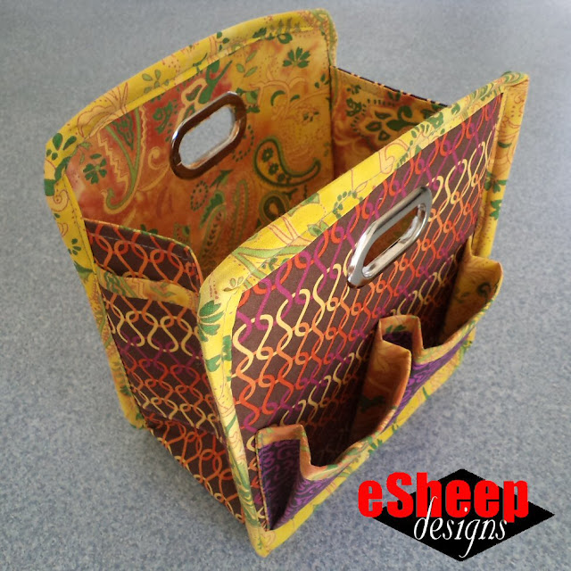 Sewing Caddy by eSheep Designs