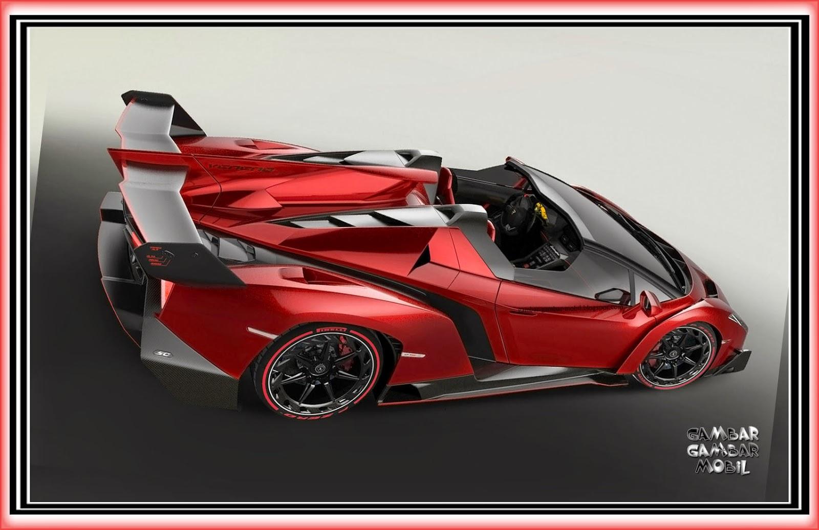 50 Gambar Mobil Lamborghini Aventador Terkeren: Gambar Mobil Lamborghini