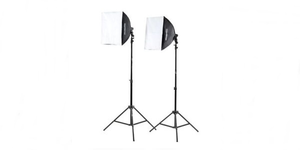 Fovitec StudioPRO 1050 Watt Photography