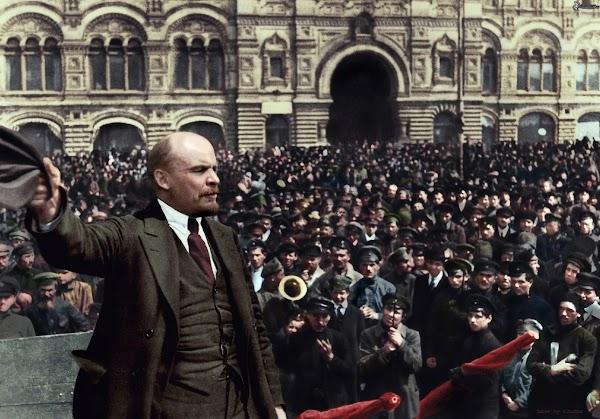 """La enfermedad infantil del izquierdismo"" por V.I Lenin"