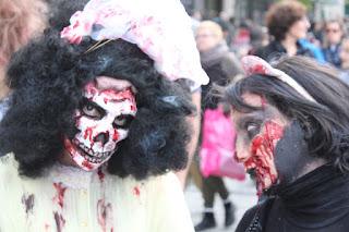 Halloween, Montréal
