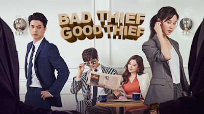 Drama Korea Bad Thief, Good Thief, Korean Drama, Review By Miss Banu, Senarai, Pelakon Drama Korea Bad Thief, Good Thief, Ji Hyun Woo, Seohyun (Girl's Generation), Kim Ji Hoon, Lim Ju Eun, Ahn Kil Kang,