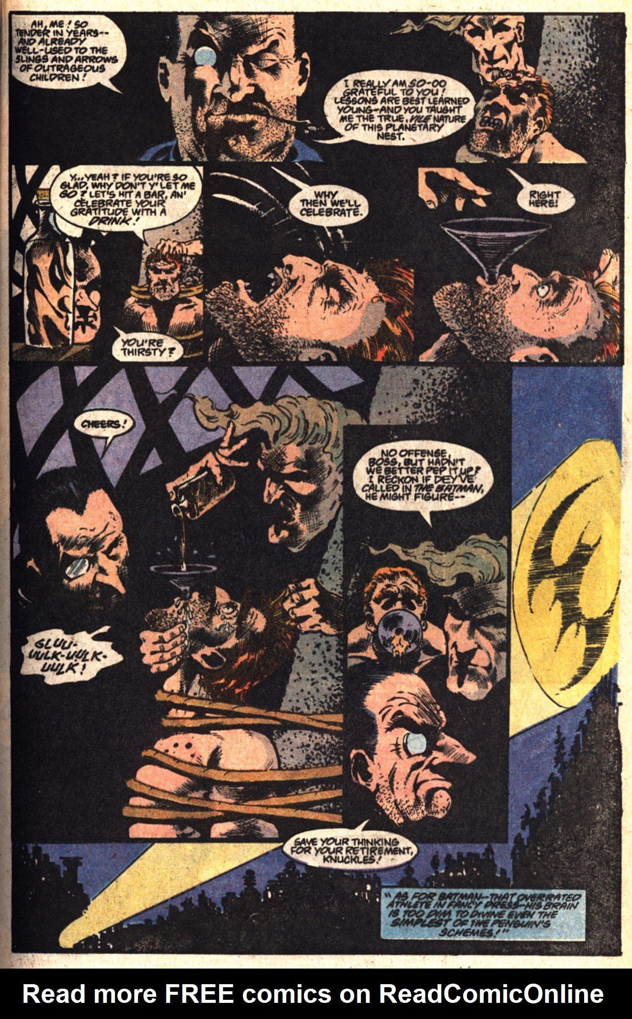 Read online Secret Origins (1986) comic -  Issue # _Special 1 - 14