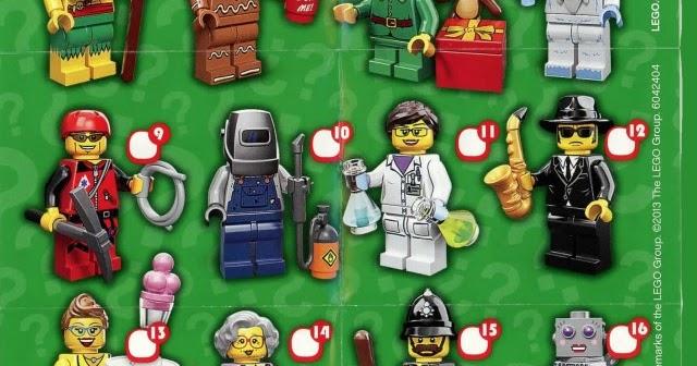 The Minifigure Collector: Lego Minifigure Series 11 ...