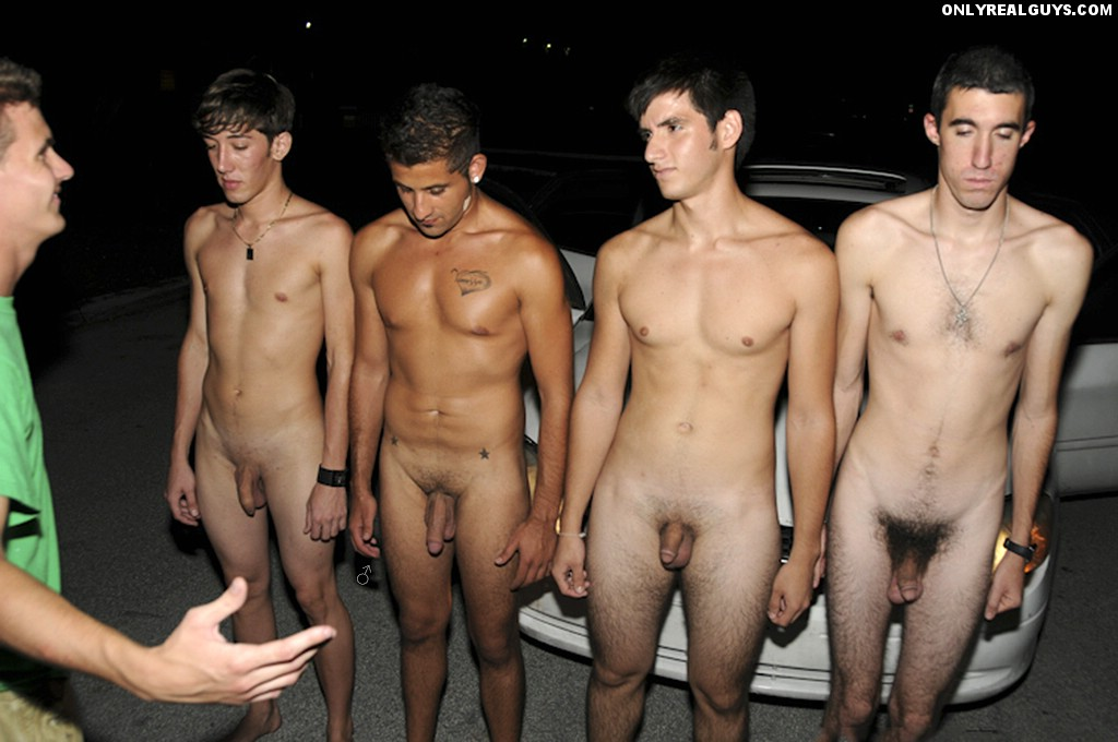 Straight Boys Naked