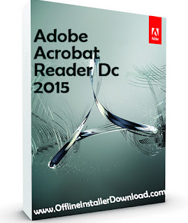 Latest adobe acrobat reader 2015 offline Installer download