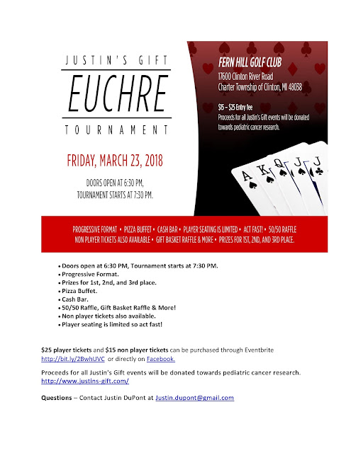 Euchre Tournament