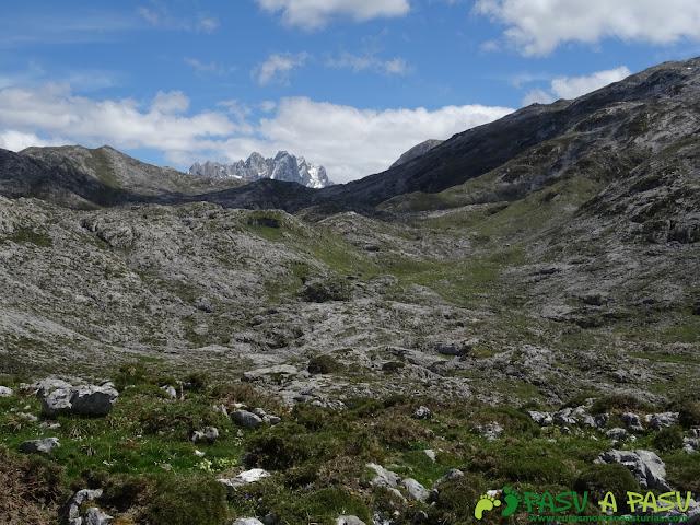 Ruta al Cantu Ceñal: Camino a Sobrecornova