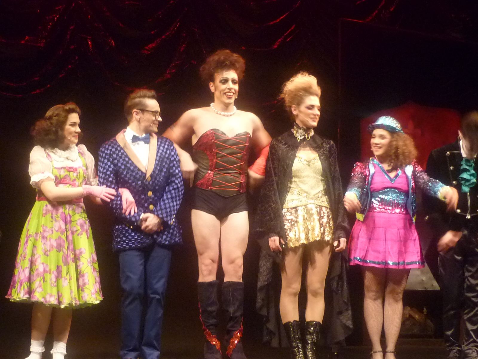 The Rocky Horror Show Musicales Baires