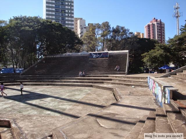 Teatro de Arena, Centro de Convivência, Campinas