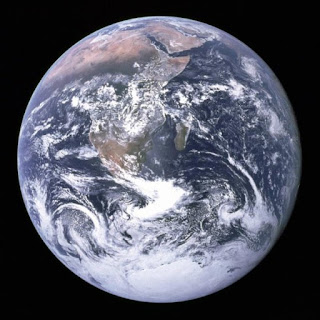 Planet Earth, photographed Dec. 7, 1972, during the Apollo 17 mission. (Credit: NASA) Click to Enlarge.