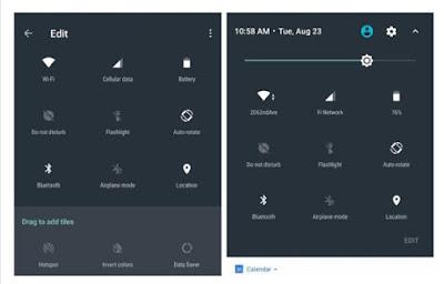 Fitur 3 Yang Ada di Android Nougat Terkeren