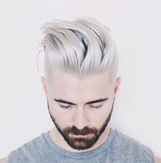 cores de cabelo masculino platinado branco (11) (1)