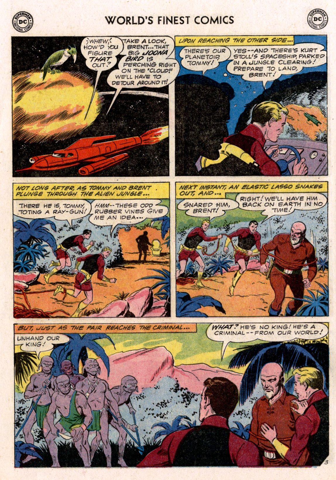 Read online World's Finest Comics comic -  Issue #119 - 20