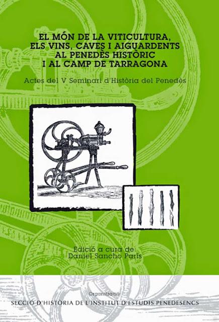 Esguard de Dona - Presentació del Llibre - El Món de la viticultura, els vins, caves i aiguardents al Penedès històric i al Camp de Tarragona