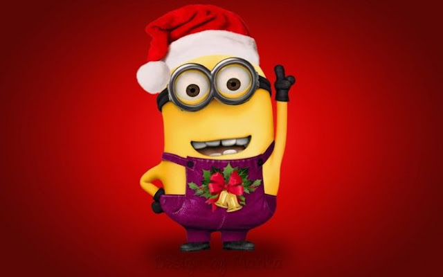 Best minion Christmas Xmas Greetings HD Images