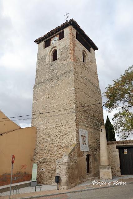Torre del reloj de Peñafiel