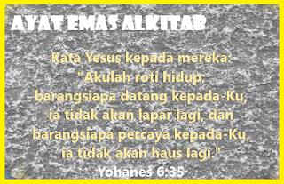 Ayat Emas Alkitab tentang Kasih Allah