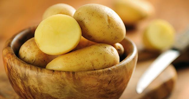فائدة فوائد البطاطا للبشرة والشعر Benefits-Potatoes.jp