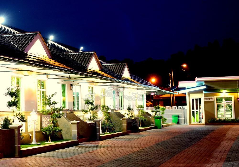 Senarai Chalet Homestay Hotel Pantai Puteri Melaka