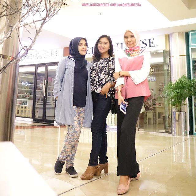 Gengster Pondok Indah Mall Jakarta