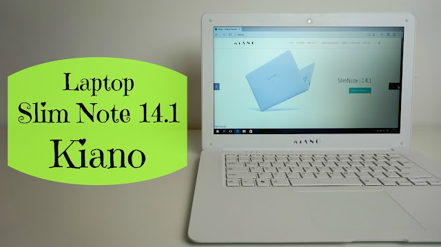 RECENZJA: Laptop SlimNote 14.1 | Kiano