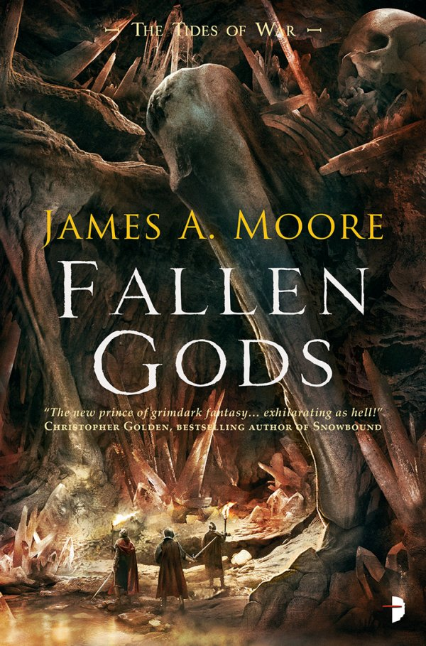 Fallen Gods (The Tides of War, Book2)