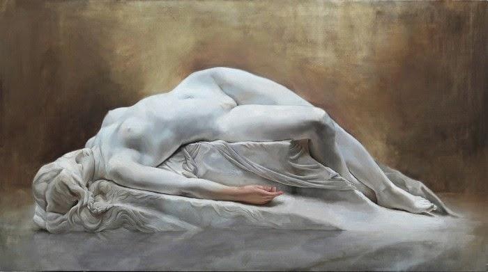 Поэтика человеческого тела. Tomas Prochazka
