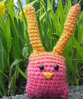 http://www.ravelry.com/patterns/library/bunny-nugget-the-crochet-version