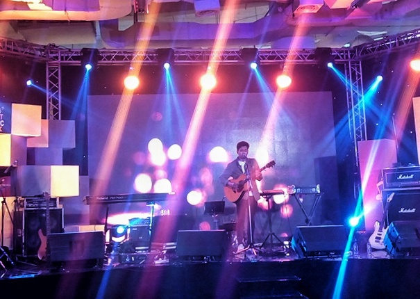 Playlist Harian Live di d'Hot Music Day 2018