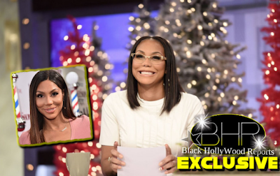 Tamar Braxton Is Leaving The Real After 3 Years On The Show