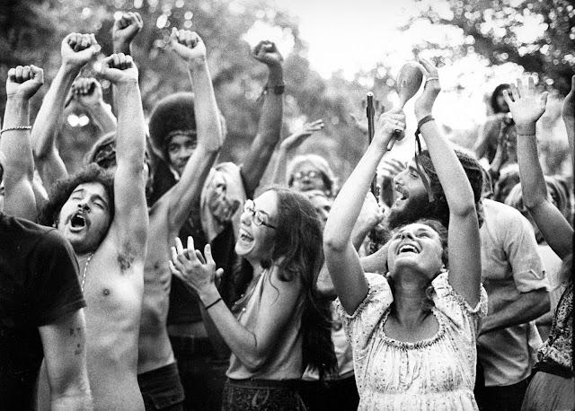 Resultado de imagen de La historia de los Hippies