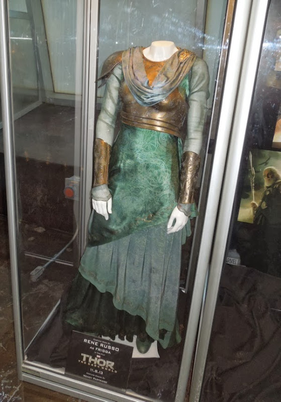 Thor 2 Dark World Rene Russo Frigga movie costume