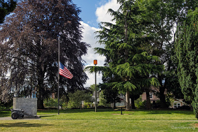 Causland Memorial Park, Anacortes, Washington